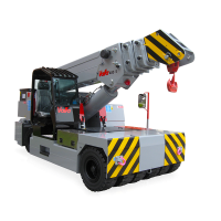 mobile crane valla 400